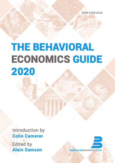 The Behavioural Economics Guide 2020