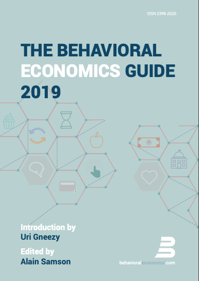 The Behavioural Economics Guide 2019